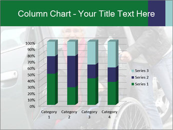 Man assisting senior woman PowerPoint Templates - Slide 50