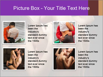 Woman and man PowerPoint Templates - Slide 14