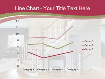 Foyer with wood trim PowerPoint Template - Slide 54