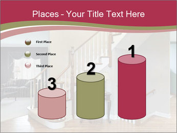 Foyer with wood trim PowerPoint Template - Slide 65