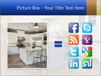 Kitchen in luxury home PowerPoint Templates - Slide 21