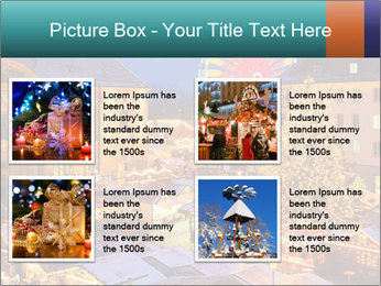 Сhristmas market PowerPoint Templates - Slide 14