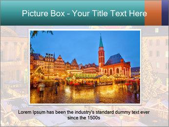 Сhristmas market PowerPoint Templates - Slide 16