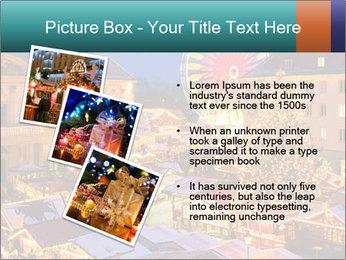 Сhristmas market PowerPoint Templates - Slide 17