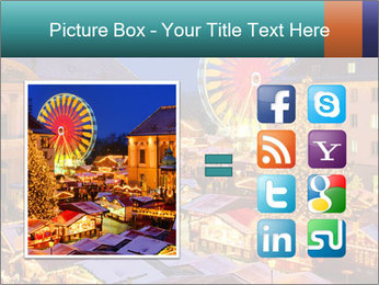 Сhristmas market PowerPoint Templates - Slide 21