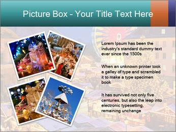 Сhristmas market PowerPoint Templates - Slide 23