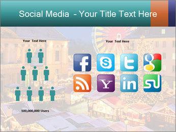 Сhristmas market PowerPoint Templates - Slide 5