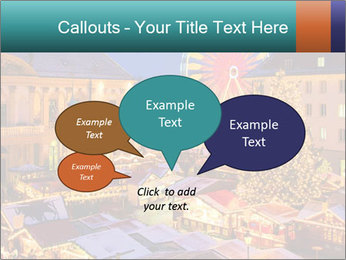 Сhristmas market PowerPoint Templates - Slide 73