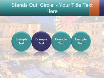 Сhristmas market PowerPoint Templates - Slide 76
