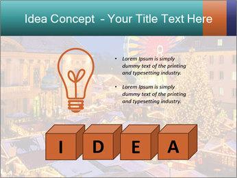 Сhristmas market PowerPoint Templates - Slide 80