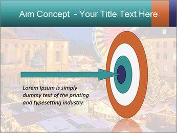 Сhristmas market PowerPoint Templates - Slide 83