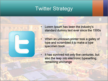 Сhristmas market PowerPoint Templates - Slide 9