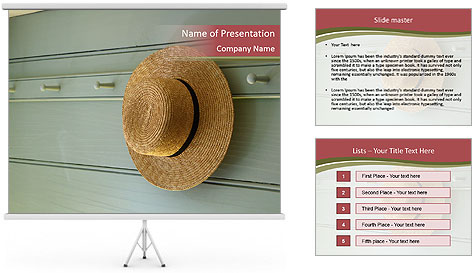 0000091870 PowerPoint Template