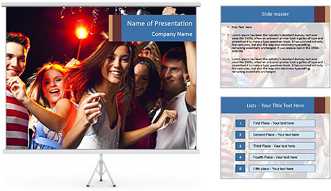 0000091872 PowerPoint Template