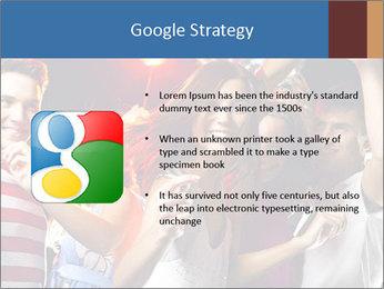 Energetic girl PowerPoint Template - Slide 10