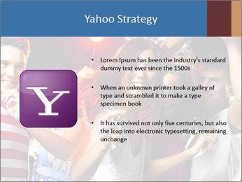 Energetic girl PowerPoint Template - Slide 11