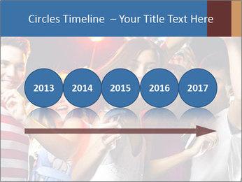 Energetic girl PowerPoint Template - Slide 29