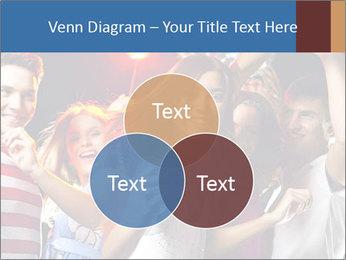 Energetic girl PowerPoint Template - Slide 33