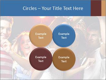 Energetic girl PowerPoint Template - Slide 38