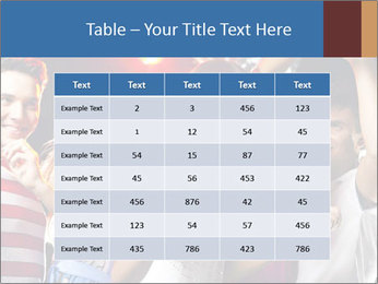 Energetic girl PowerPoint Template - Slide 55