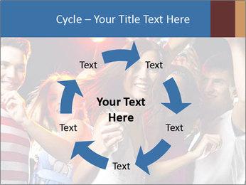 Energetic girl PowerPoint Template - Slide 62