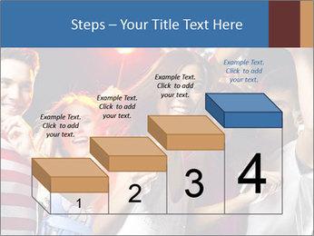 Energetic girl PowerPoint Template - Slide 64