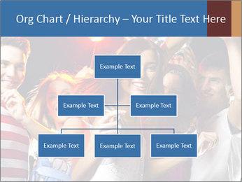 Energetic girl PowerPoint Template - Slide 66