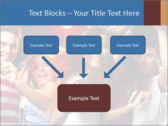 Energetic girl PowerPoint Template - Slide 70