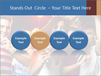 Energetic girl PowerPoint Template - Slide 76