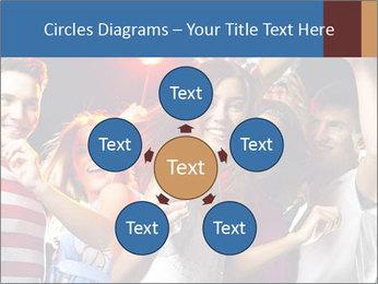Energetic girl PowerPoint Template - Slide 78