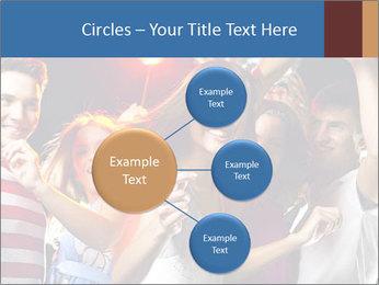 Energetic girl PowerPoint Template - Slide 79