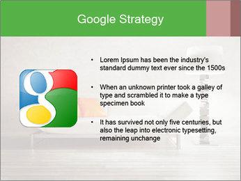 Modern interior room PowerPoint Template - Slide 10