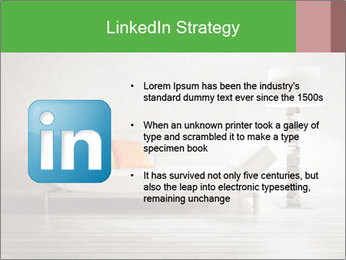 Modern interior room PowerPoint Template - Slide 12