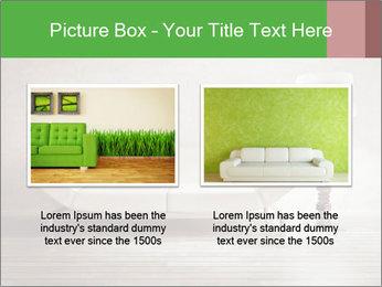 Modern interior room PowerPoint Template - Slide 18