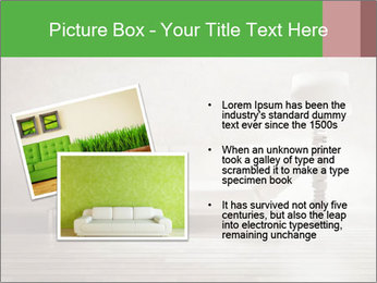 Modern interior room PowerPoint Template - Slide 20