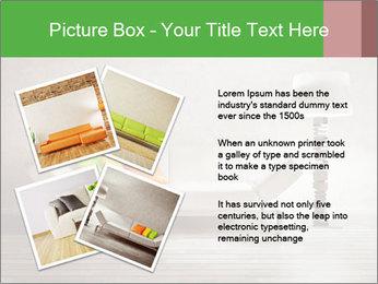 Modern interior room PowerPoint Template - Slide 23