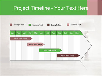 Modern interior room PowerPoint Template - Slide 25