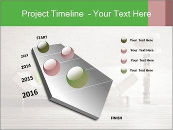 Modern interior room PowerPoint Template - Slide 26