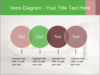 Modern interior room PowerPoint Template - Slide 32