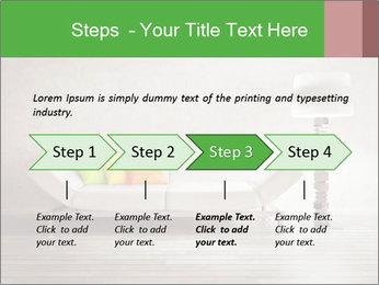 Modern interior room PowerPoint Template - Slide 4