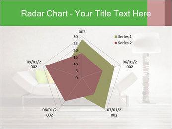 Modern interior room PowerPoint Template - Slide 51