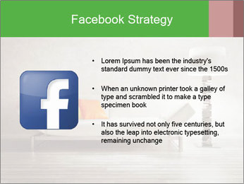 Modern interior room PowerPoint Template - Slide 6