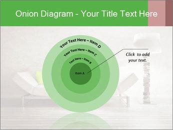Modern interior room PowerPoint Template - Slide 61