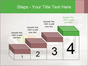 Modern interior room PowerPoint Template - Slide 64