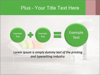 Modern interior room PowerPoint Template - Slide 75