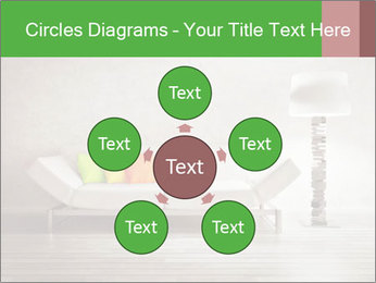 Modern interior room PowerPoint Template - Slide 78
