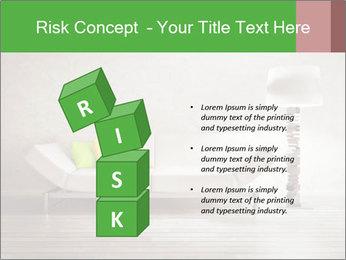 Modern interior room PowerPoint Template - Slide 81