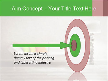 Modern interior room PowerPoint Template - Slide 83