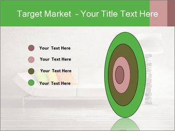 Modern interior room PowerPoint Template - Slide 84