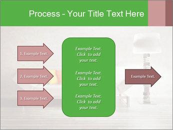 Modern interior room PowerPoint Template - Slide 85